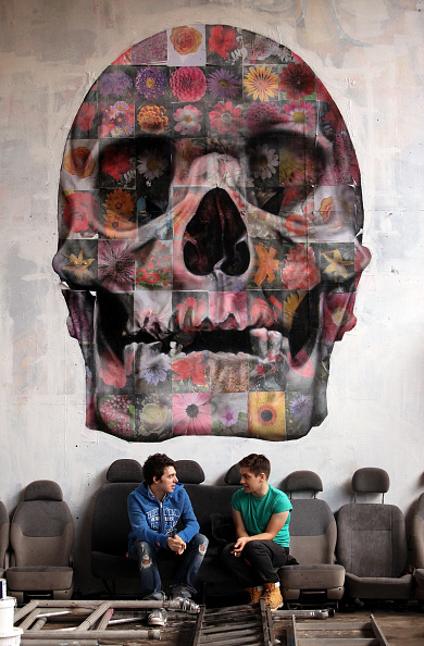 Street Art「The New Mutate Britain Exhibition One Foot In The Grove Is Launched」:写真・画像(15)[壁紙.com]