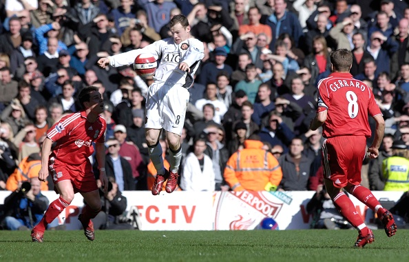 Club Soccer「Liverpool v Manchester United Premiership Football 2007」:写真・画像(19)[壁紙.com]