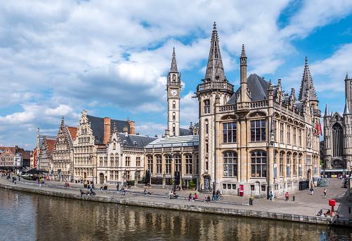 Belgium「Ghent the medieval town in Belgium」:スマホ壁紙(11)