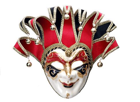Period Costume「Venetian carnival mask worn at festivals in Venice, Italy」:スマホ壁紙(11)