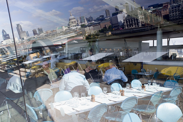 Dining Room「OXO Tower restaurant, Southbank, London, UK Designed by Lifshutz Davidson」:写真・画像(1)[壁紙.com]