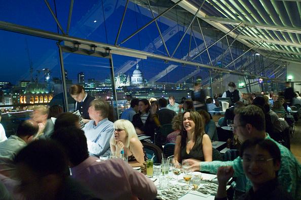 Dining Room「OXO Tower restaurant, Southbank, London, UK Designed by Lifshutz Davidson」:写真・画像(19)[壁紙.com]