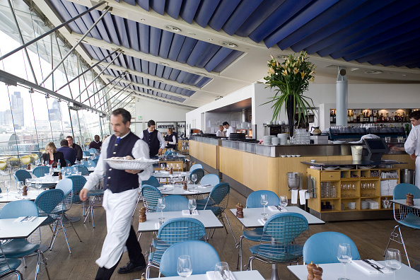 Dining Room「OXO Tower restaurant, Southbank, London, UK Designed by Lifshutz Davidson」:写真・画像(15)[壁紙.com]
