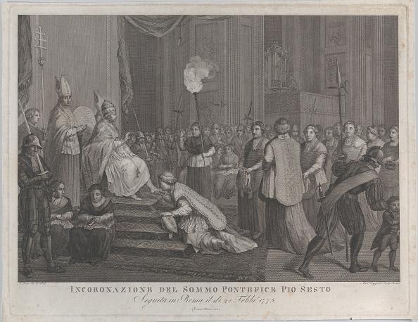 Religious Celebration「Coronation Of Pope Pius Vi」:写真・画像(19)[壁紙.com]