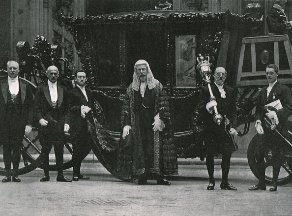Speaker of the House「Coronation Of King George V And Queen Mary」:写真・画像(18)[壁紙.com]