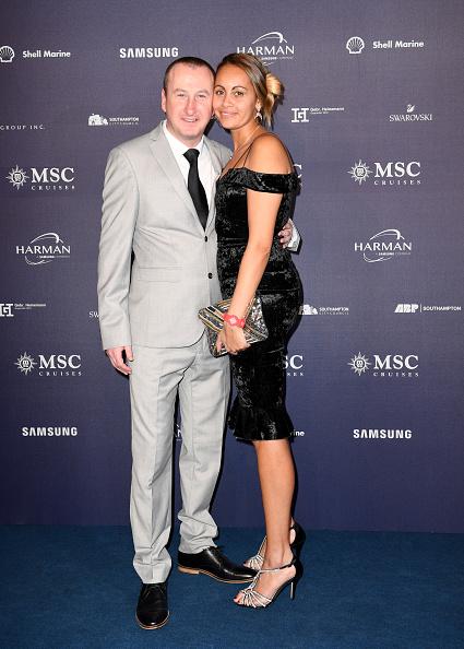 シルバーのハンドバッグ「MSC Cruises Naming Ceremony For The MSC Bellissima」:写真・画像(18)[壁紙.com]