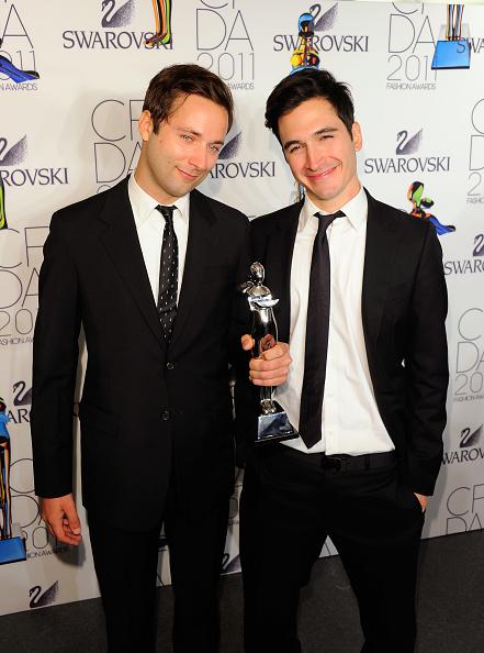 CFDA Fashion Awards「2011 CFDA Fashion Awards - Winner's Walk」:写真・画像(3)[壁紙.com]