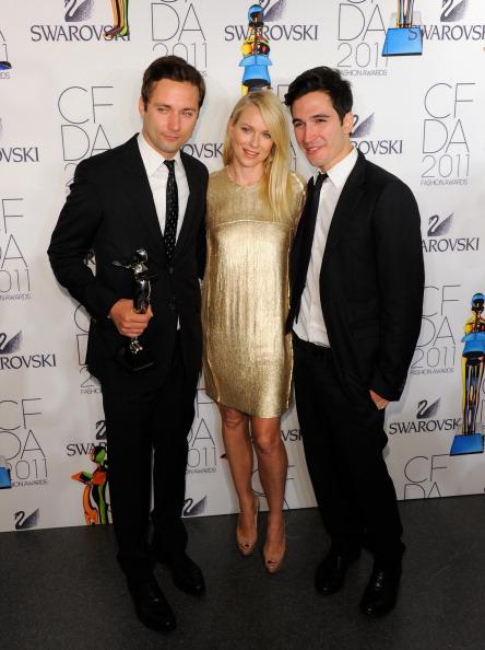 CFDA Fashion Awards「2011 CFDA Fashion Awards - Winner's Walk」:写真・画像(2)[壁紙.com]