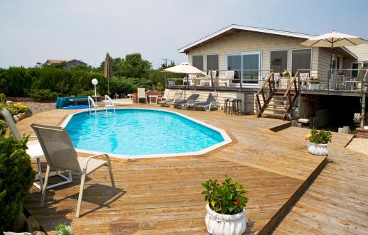 Long Island「Beachfront house with swimming pool」:スマホ壁紙(4)