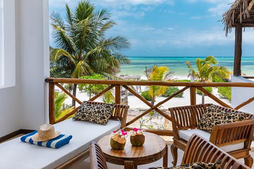 Indian Ocean「Beachfront Bungalow With Sea View」:スマホ壁紙(4)