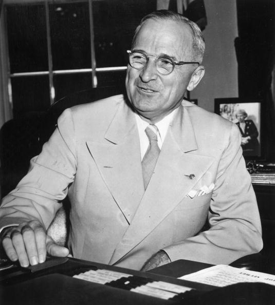 Harry Truman「Harry S Truman」:写真・画像(9)[壁紙.com]