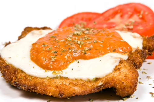 Breaded Chicken「Parmigiana」:スマホ壁紙(7)