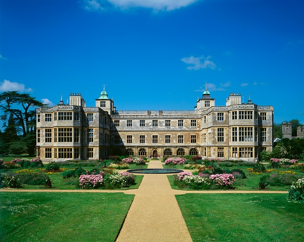 Flowerbed「Audley End House & Gardens, c1990-2010」:写真・画像(12)[壁紙.com]