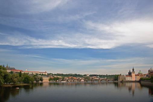 Charles Bridge「Czech Republic, Prague, Charles Bridge and Vltava River」:スマホ壁紙(10)
