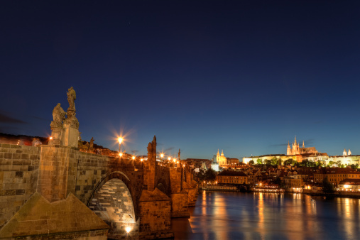 St Vitus's Cathedral「Czech Republic, Prague, Stare Mesto (Old Town」:スマホ壁紙(11)