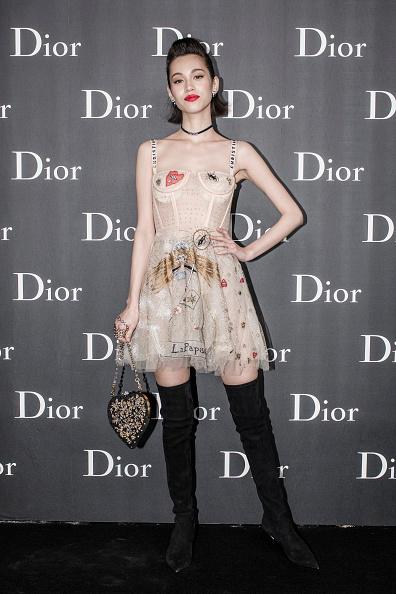 Kiko Mizuhara「Dior Homme - 2017 Fall Presentation」:写真・画像(4)[壁紙.com]