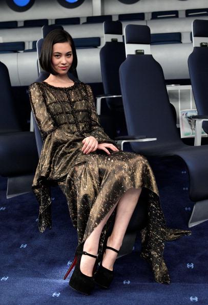 Kiko Mizuhara「Chanel Haute Couture 2012 S/S - Show」:写真・画像(19)[壁紙.com]