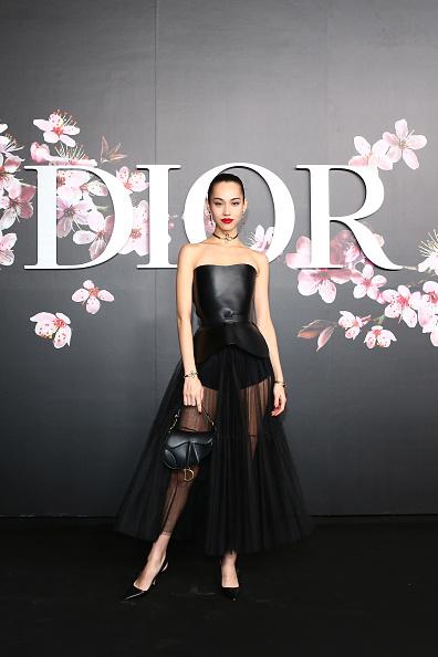 Kiko Mizuhara「Dior Pre Fall 2019 Men's Collection - Photocall」:写真・画像(1)[壁紙.com]