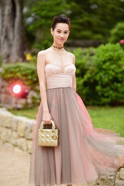 Kiko Mizuhara「Parfums Christian Dior Cocktail And Dinner At La Colle Noire - Arrivals」:写真・画像(12)[壁紙.com]