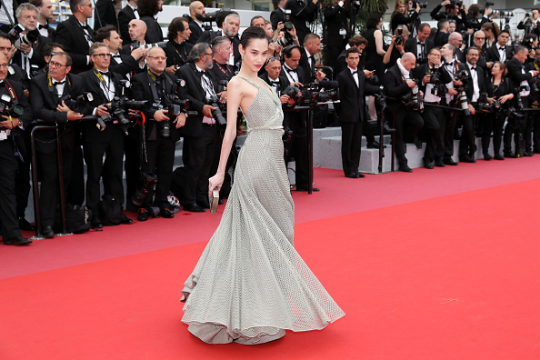"Kiko Mizuhara「""Yomeddine"" Red Carpet Arrivals - The 71st Annual Cannes Film Festival」:写真・画像(2)[壁紙.com]"