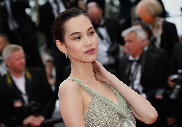 "Kiko Mizuhara「""Yomeddine"" Red Carpet Arrivals - The 71st Annual Cannes Film Festival」:写真・画像(13)[壁紙.com]"