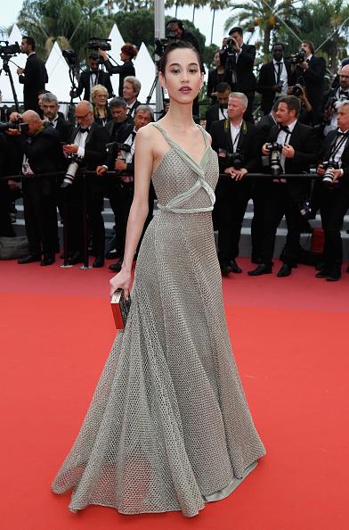 "Kiko Mizuhara「""Yomeddine"" Red Carpet Arrivals - The 71st Annual Cannes Film Festival」:写真・画像(10)[壁紙.com]"