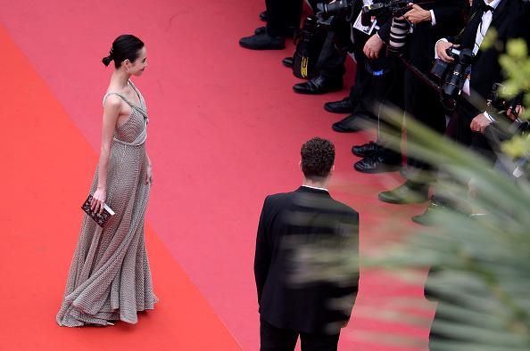 "Kiko Mizuhara「""Yomeddine"" Red Carpet Arrivals - The 71st Annual Cannes Film Festival」:写真・画像(0)[壁紙.com]"