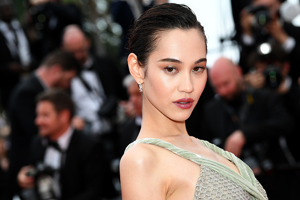 "Kiko Mizuhara「""Yomeddine"" Red Carpet Arrivals - The 71st Annual Cannes Film Festival」:写真・画像(8)[壁紙.com]"