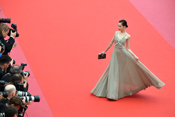 "Kiko Mizuhara「""Yomeddine"" Red Carpet Arrivals - The 71st Annual Cannes Film Festival」:写真・画像(5)[壁紙.com]"