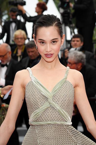 "Kiko Mizuhara「""Yomeddine"" Red Carpet Arrivals - The 71st Annual Cannes Film Festival」:写真・画像(12)[壁紙.com]"