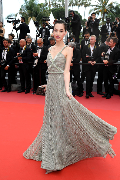 "Kiko Mizuhara「""Yomeddine"" Red Carpet Arrivals - The 71st Annual Cannes Film Festival」:写真・画像(6)[壁紙.com]"