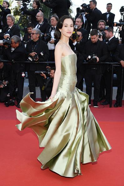 "Kiko Mizuhara「""Les Miserables"" Red Carpet - The 72nd Annual Cannes Film Festival」:写真・画像(8)[壁紙.com]"