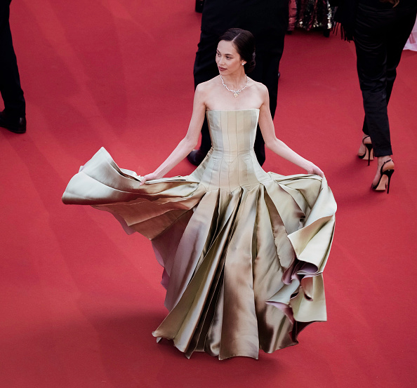 "Kiko Mizuhara「""Les Miserables"" Red Carpet - The 72nd Annual Cannes Film Festival」:写真・画像(4)[壁紙.com]"