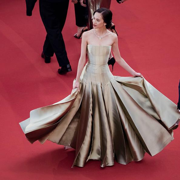 "Kiko Mizuhara「""Les Miserables"" Red Carpet - The 72nd Annual Cannes Film Festival」:写真・画像(7)[壁紙.com]"