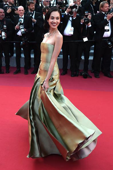 "Kiko Mizuhara「""Les Miserables"" Red Carpet - The 72nd Annual Cannes Film Festival」:写真・画像(9)[壁紙.com]"