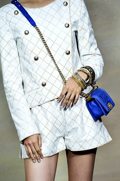 Chanel : Front Row  - Paris Fashion Week Womenswear Spring/Summer 2015:ニュース(壁紙.com)