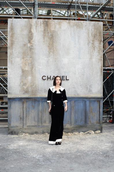 Kiko Mizuhara「Chanel: Front Row - Paris Fashion Week Haute-Couture F/W 2013-2014」:写真・画像(8)[壁紙.com]