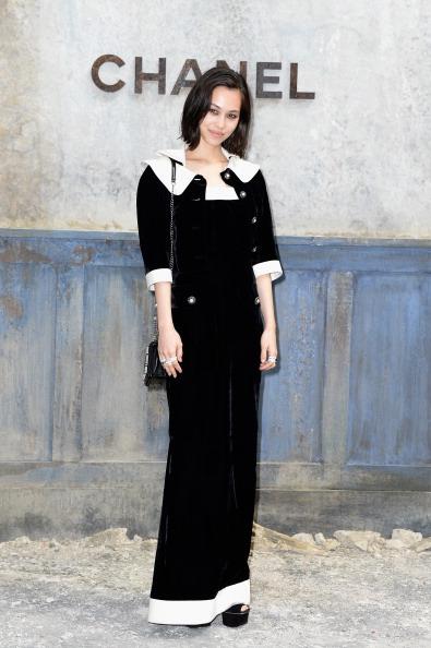 Kiko Mizuhara「Chanel: Front Row - Paris Fashion Week Haute-Couture F/W 2013-2014」:写真・画像(19)[壁紙.com]