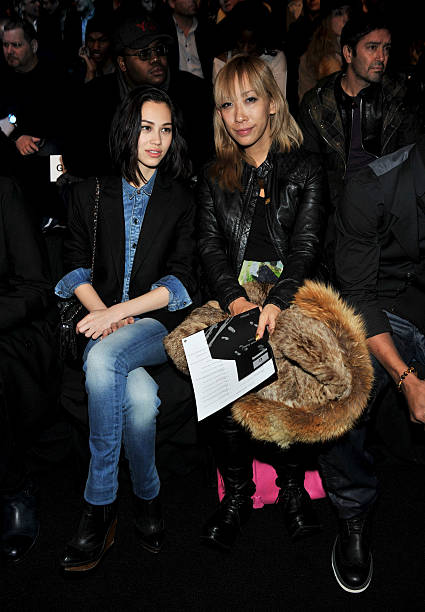 G-Star - Front Row - Fall 2011 Mercedes-Benz Fashion Week:ニュース(壁紙.com)