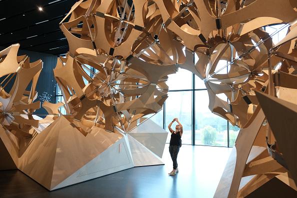 Sculpture「Futurium Press Preview In Berlin」:写真・画像(11)[壁紙.com]