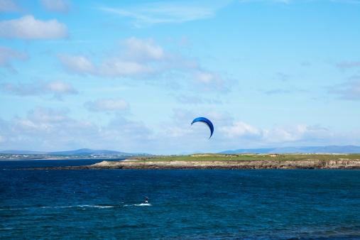 アキル島「Ocean Kitesurfing」:スマホ壁紙(6)