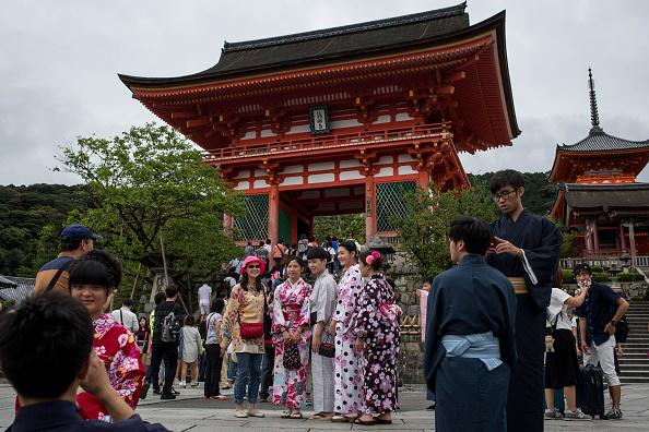 Tourism「Tourism Boom In Kyoto」:写真・画像(11)[壁紙.com]