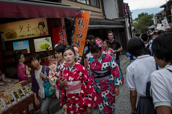 Tourism「Tourism Boom In Kyoto」:写真・画像(10)[壁紙.com]