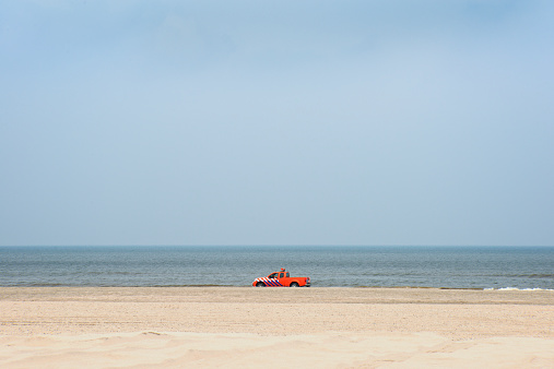 Motor Vehicle「Beach patrol vehicle」:スマホ壁紙(15)