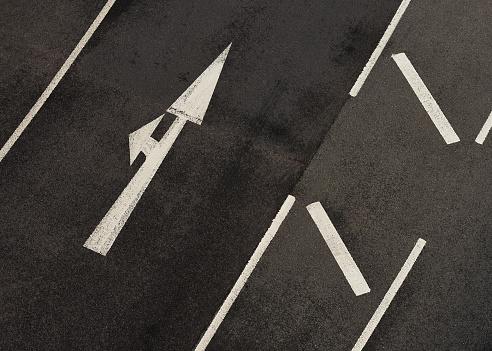 Dividing Line - Road Marking「Street graphic」:スマホ壁紙(15)