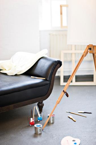 Art And Craft「Artist apartment loft.」:スマホ壁紙(16)