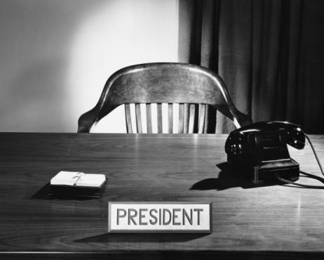 1950-1959「President's desk and chair」:スマホ壁紙(18)