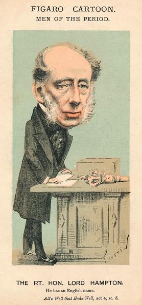 1870-1879「The Rt. Hon. Lord Hampton」:写真・画像(0)[壁紙.com]