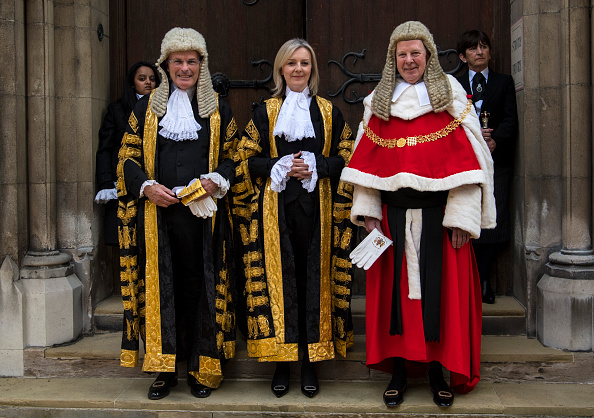 正義「Liz Truss Is Sworn In As Lord High Chancellor Of Great Britain」:写真・画像(15)[壁紙.com]