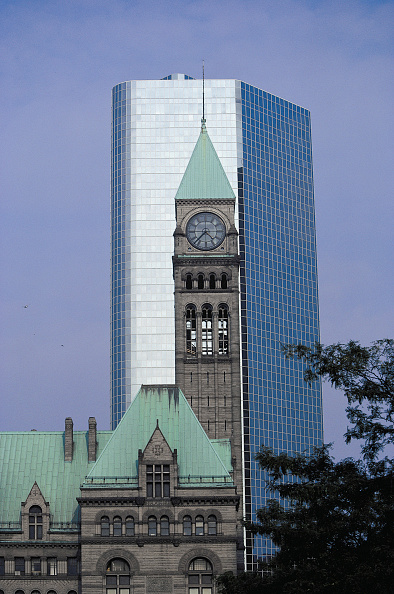 Brick Wall「Old Town Hall in the city of Toronto, province of Ontario, Canada」:写真・画像(18)[壁紙.com]